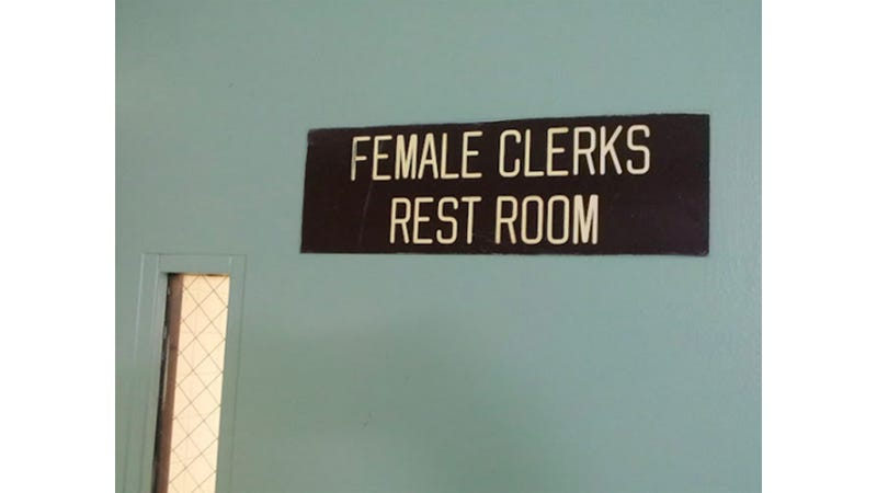 The New York Stock Exchange Really Needs to Move the Women's Restroom