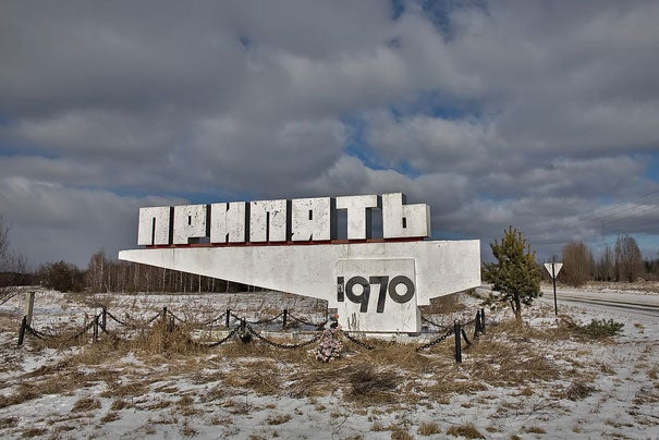 The Ruins of Chernobyl, Over 20 Years Later