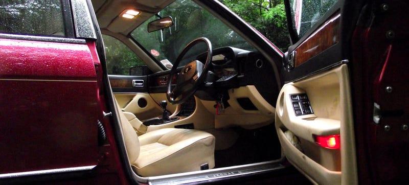 Buying And Driving A Beautiful, Manual Jaguar Sedan