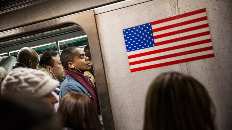 A Separation Of Powers And The Subway