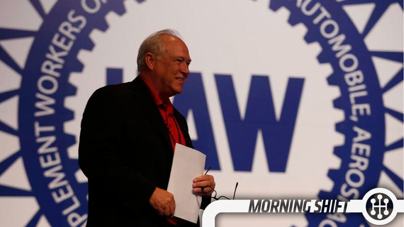 "New UAW President Says ""No More Concessions"""