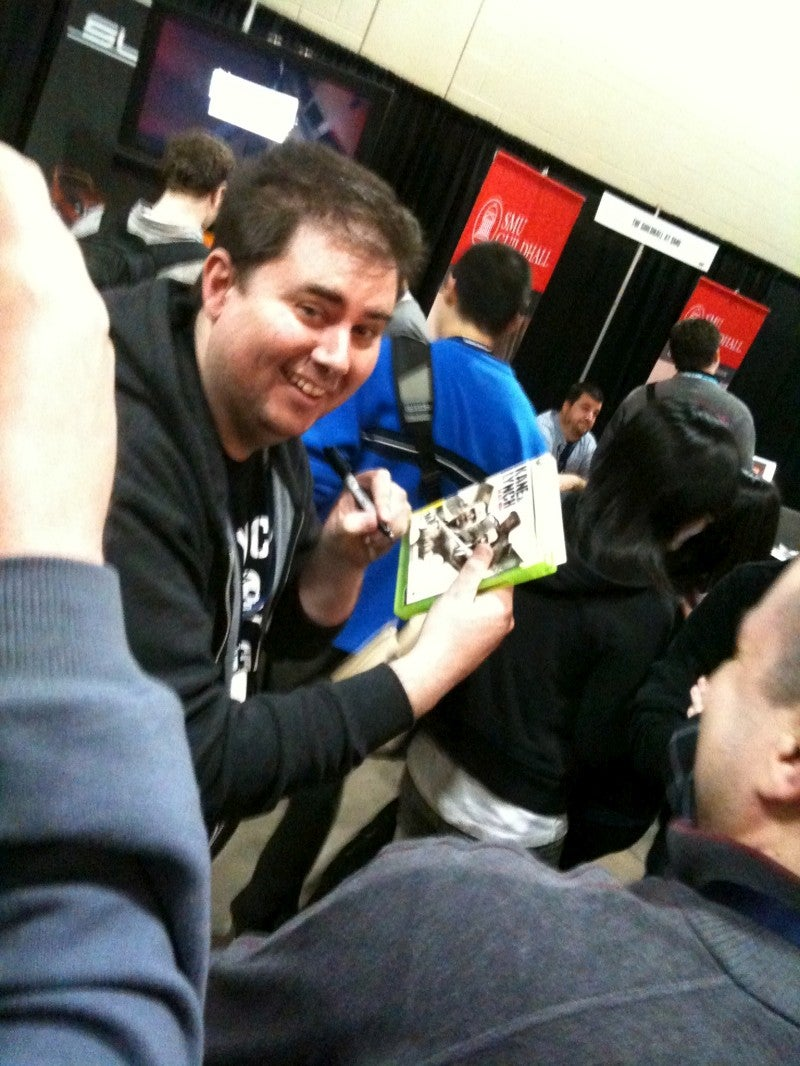 Kane & Lynch Finally Makes Jeff Gerstmann Smile