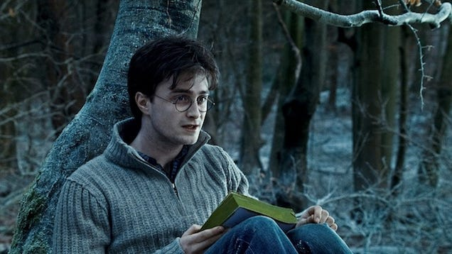 Read J.K. Rowling's First-Ever Story About Harry Potter As An Adult