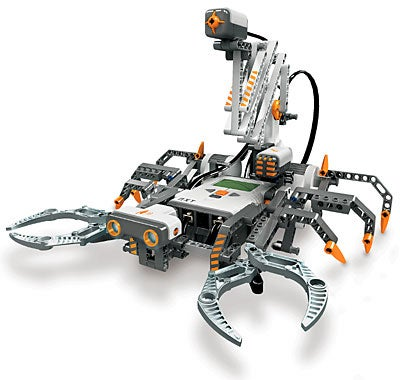 Lego Mindstorms NXT Shipping