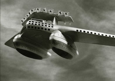 12 Wind-Slipping Designs from the Father of Streamlining