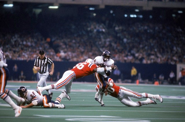 """I Ain't No Damned Monkey On A String"": The Sadness Of Sweetness After Super Bowl XX"