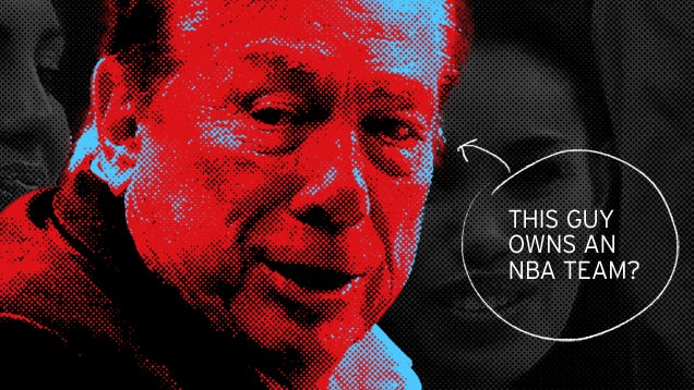 The Non Sports Fan's Guide to Donald Sterling