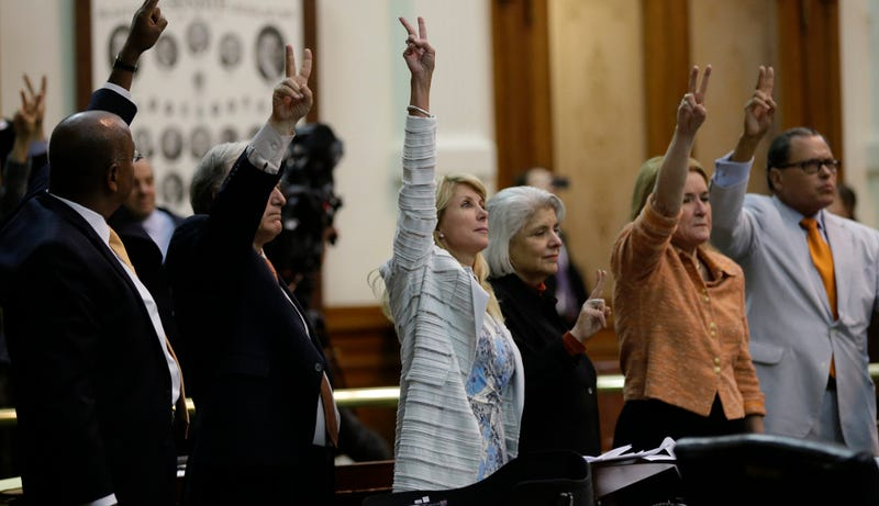 Internet Catches Texas Senate Altering Timestamp on Abortion Bill Vote