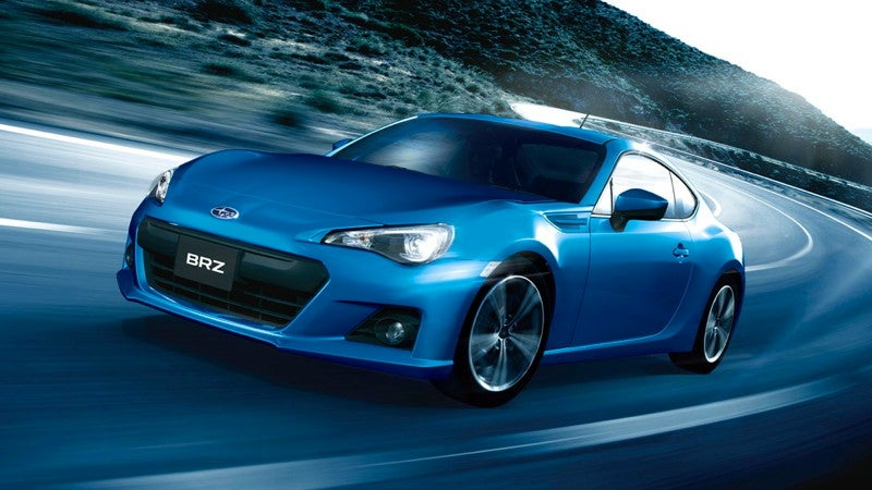 Subaru BRZ pricing starts at $24,000