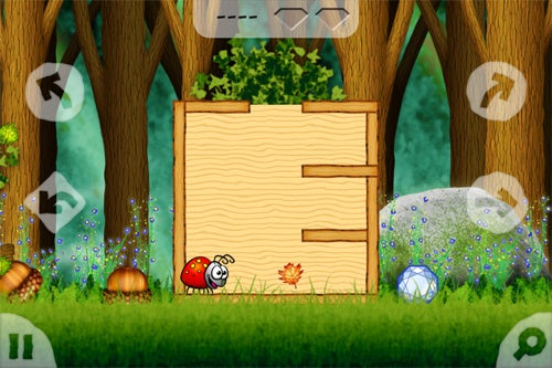 Beyond Ynth for iPhone: Cute Bug Faces Tough Puzzles