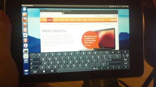 Install Ubuntu on a Nexus 7