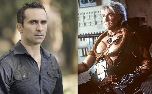 Is Nestor Carbonell Bringing His Guylinered Stare To Star Trek's Khan?