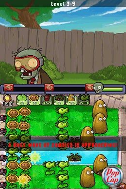 Cheats For Plants Vs Zombies Dsi