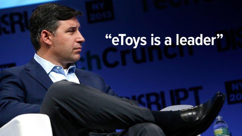 Twitter's New Top Banker Was a Tech Bubble Clown