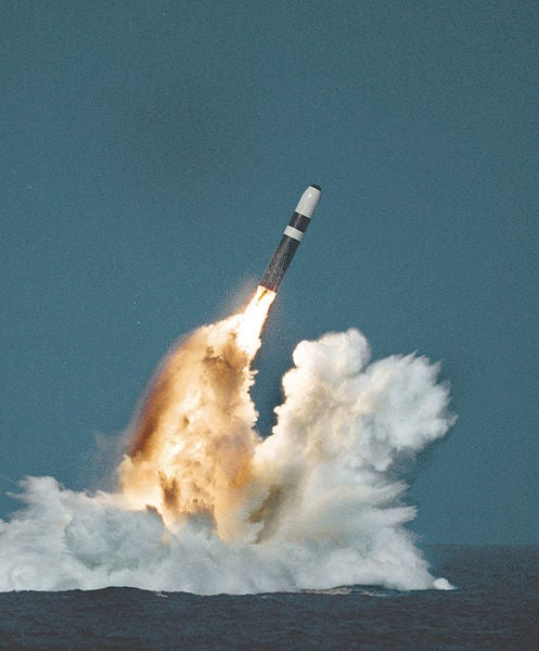 Non-Nuclear US ICBM Can Strike Iran In 30 Minutes
