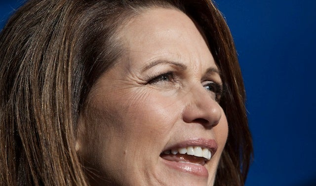 Michele Bachmann Is Perfect, Says Michele Bachmann