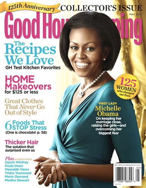 Michelle Obama Gets A Photoshop Facelift