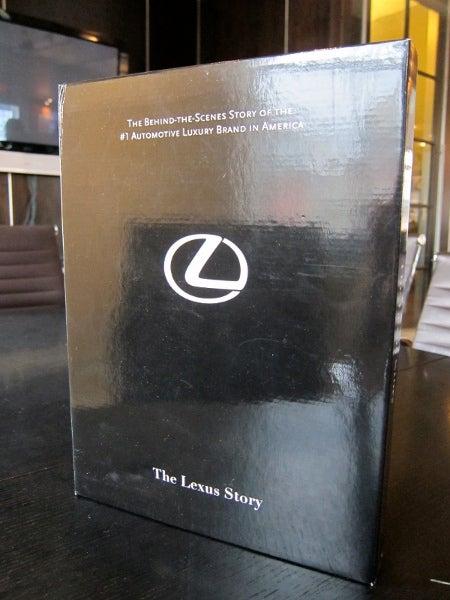 """Join Jalopnik On Facebook, Win """"The Lexus Story"""""""