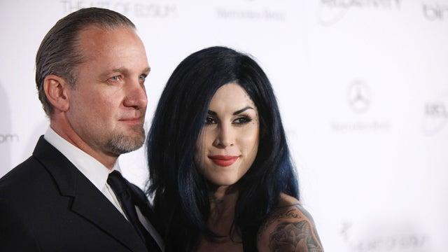 Kat Von D Walks Out Of Interview For Mentioning Jesse James Split