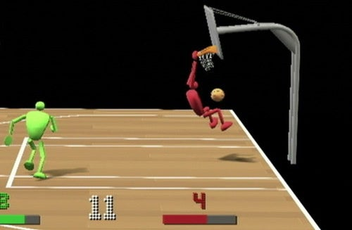 Before It Was NBA Jam