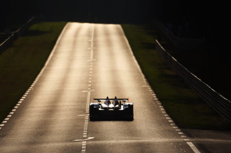 24 Hours Of Le Mans 2009: Stunning Mega-Gallery