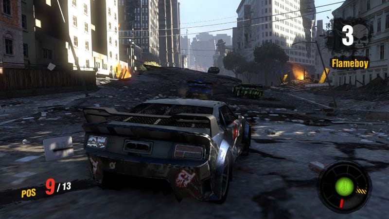 Motorstorm: Apocalypse Crashes Headlong into Game Reviewers' Hearts