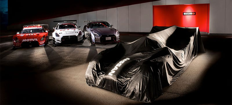 Nissan Is Bringing A Brand New Race Car To Try And Dominate At Le Mans
