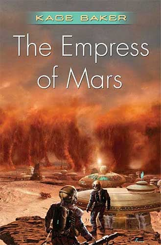 "The Brits Win the Space Race in ""Empress of Mars"""