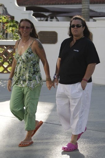 Meet the New Girlfriend Rosie O'Donnell Picked Up on a Web Chat with Her Fans