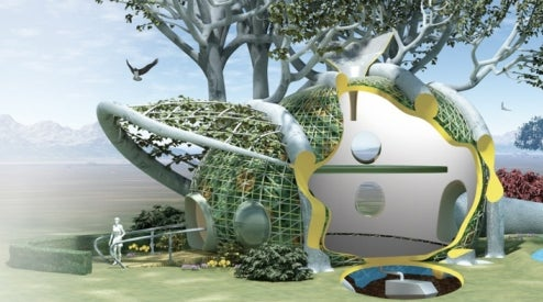 Grow Your Own Treehouse, Using Only Air