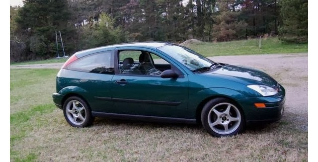 This V8 RWD Focus Is A Treat From An Alternate Dimension