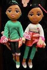 First Lady Fury Destroys Sasha and Malia Dolls