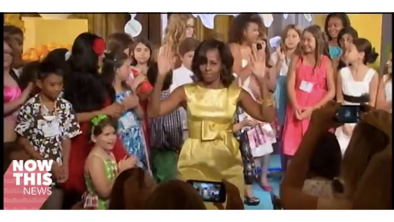 There's Nothing Better Than the First Lady Dancing