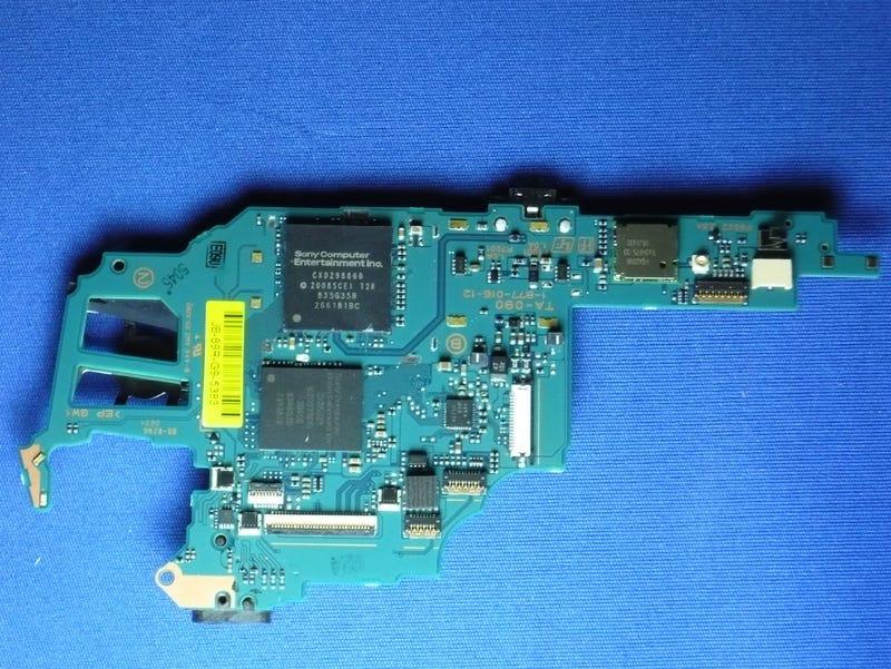 Sony PSP 3000 Sliced and Diced