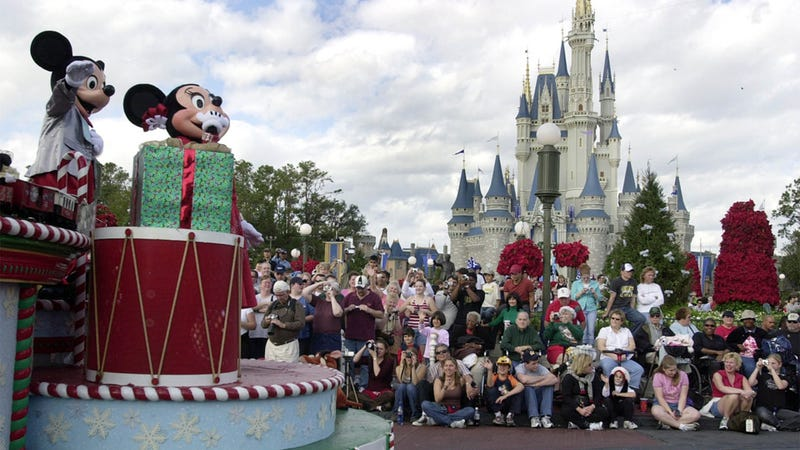Happy 40th Birthday, Disney World!
