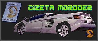 Cizeta Moroder V16T Gallery