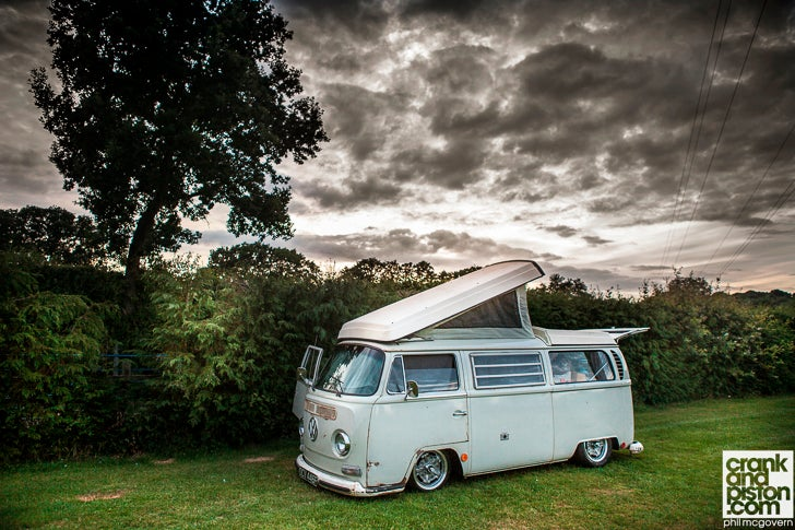 Volkswagen Type 2. #ProjectWesty. Life on the road