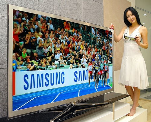 Samsung Claims 3D Victory—Has 88% of US 3D TV Sales