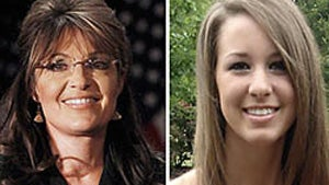 The College Student Who Lives in Texas Named Sarah Palin