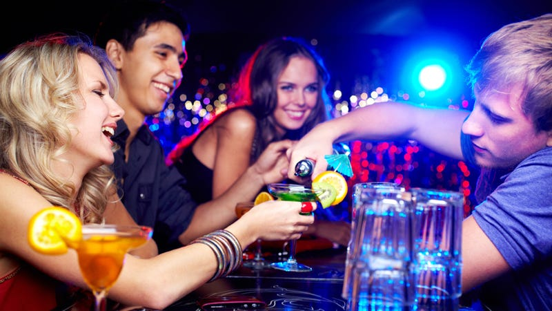 The new economics of getting sloshed: using game theory to choose your next drink
