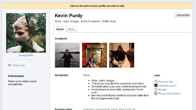 Google Profiles Get a New Look and Easier Editing