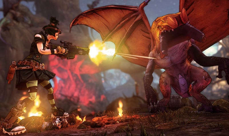 Here Are All The New Enemies You'll Face In The Next Borderlands 2 DLC