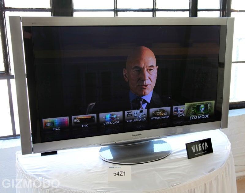 Panasonic's 2009 HDTV Lineup, De-Mystified