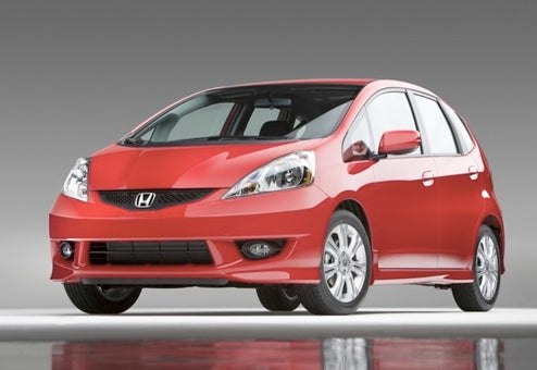 2009 Honda Fit Going On Sale Today, A Month Earlier Than Expected
