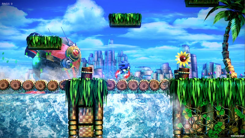 Did Sonic Fans Just Release A Better Sonic the Hedgehog HD?