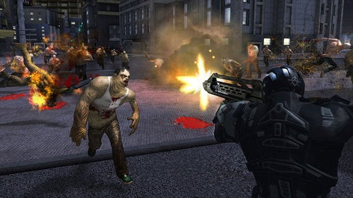 Crackdown 2 Blows Up First Half of 2010