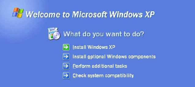 Geek to Live: How to format your hard drive and install Windows XP from scratch