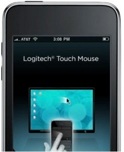 Logitech Touch Mouse App Turns iPhones Into a Trackpad and Keyboard, for Free