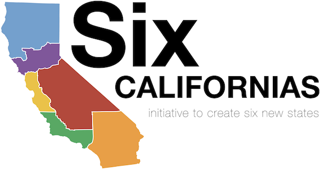 Should California be divided into six separate states?