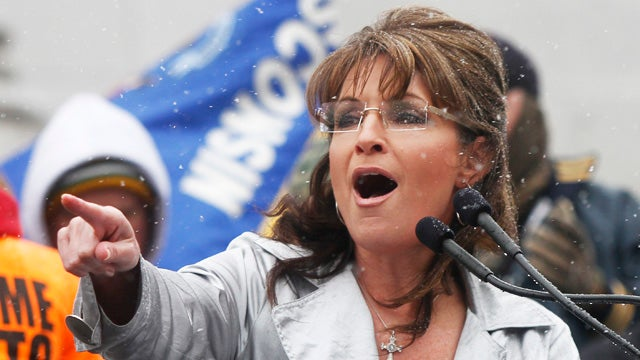 Sarah Palin Has Made a Feature Length Film About Herself
